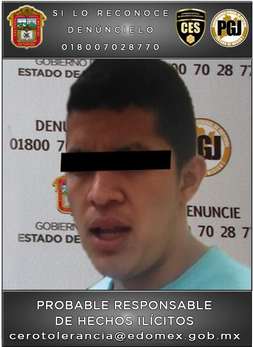 Juzgarán a presunto homicida de Atizapán de Zaragoza