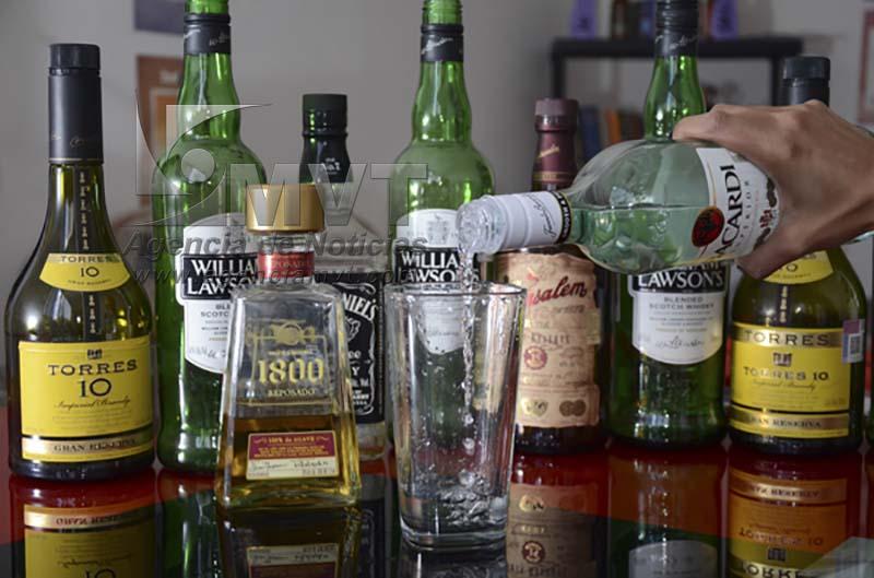 Emiten recomendaciones para consumo de alcohol