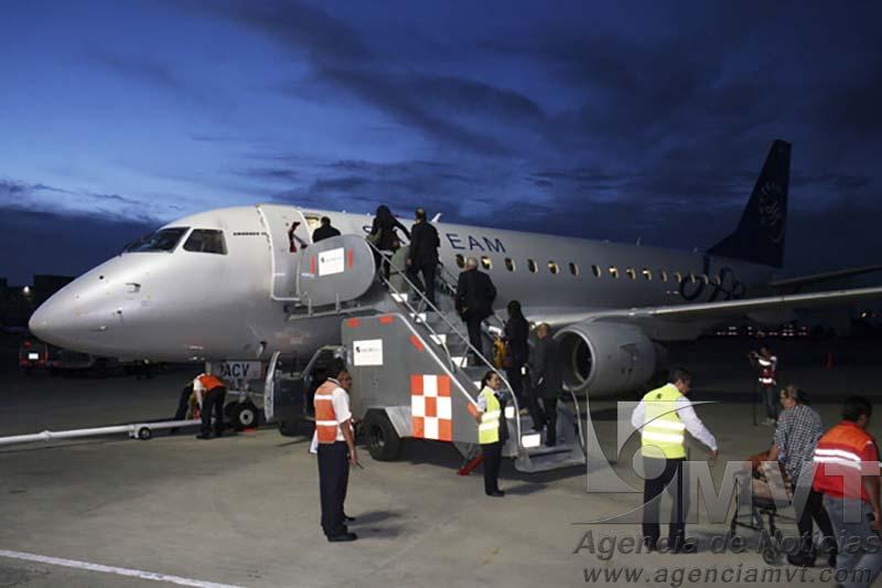 Rechaza Consejo Coordinador Empresarial mexiquense cancelación de aeropuerto
