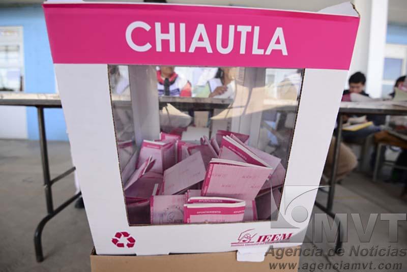 Registró FEPADE irregularidades electorales en Chiautla