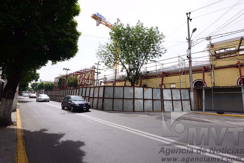 No se bloqueó la Avenida Lerdo de Tejada, en Toluca
