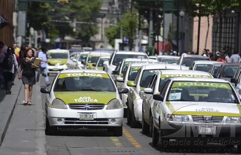 Sensibilizan a taxistas toluqueños para que extremen precauciones