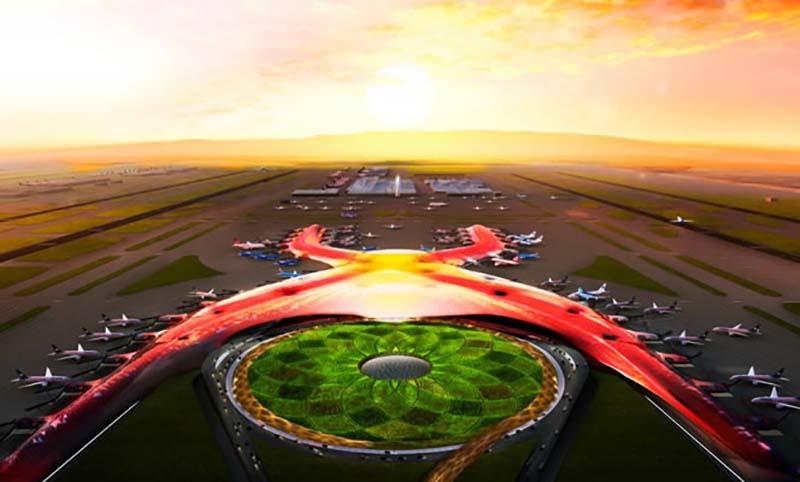 Prevén ahorro de cien mil millones por cancelación de aeropuerto