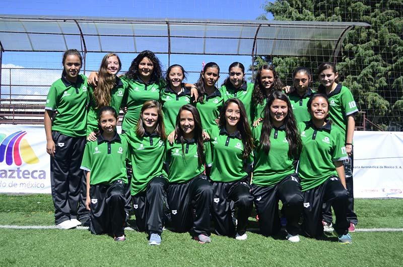 Lioness FC representará al Edomex en Olimpiada Nacional