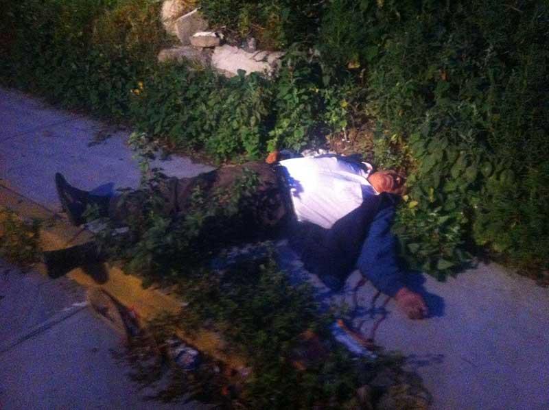 Hombres asesinados en calles de Nezahualcóyotl y Chimalhuacán