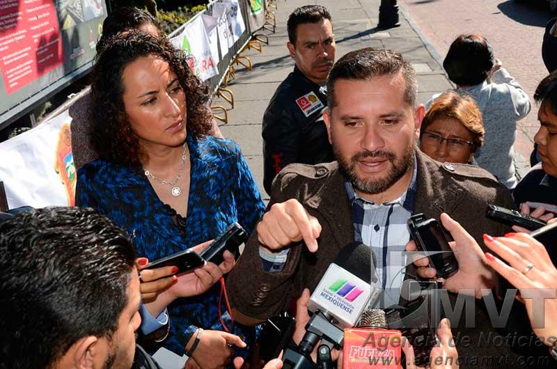 Difiere regidor de Toluca sobre plazo para dar resultados