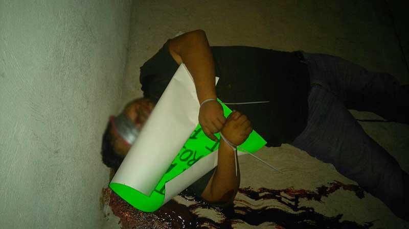 Localizan cadáver en calles de Chimalhuacán