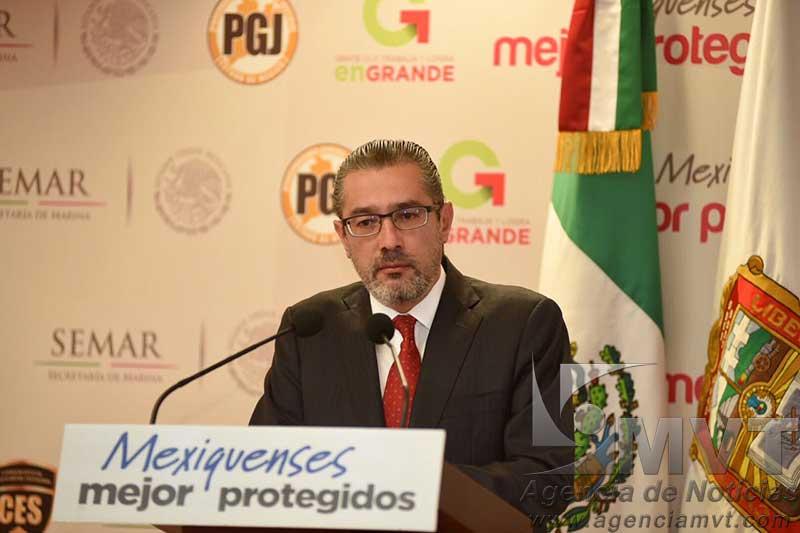 """Desmiente Procurador versión de nuevo """"justiciero"""" en Tlalnepantla"""