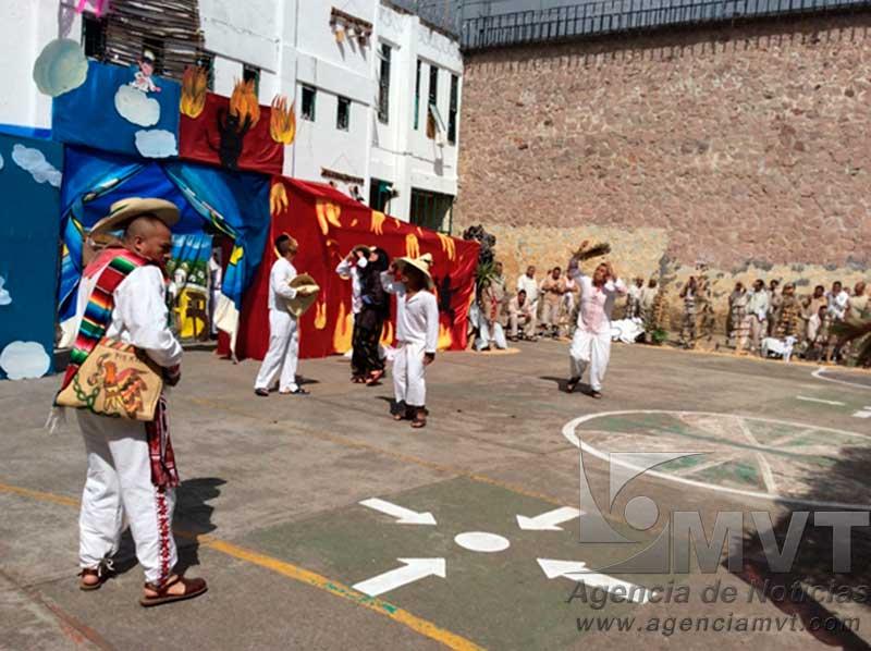 Participan presos mexiquenses en concurso estatal de pastorelas