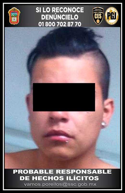 Salvan, en Chalco, a presunto ladrón de ser linchado