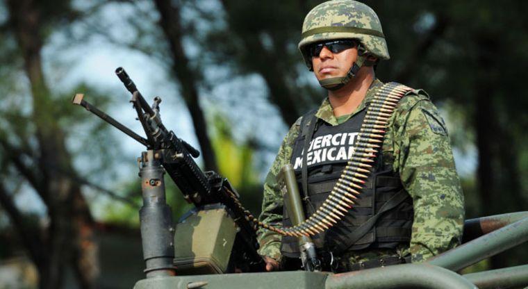 Habrá más presencia militar en el Edoméx