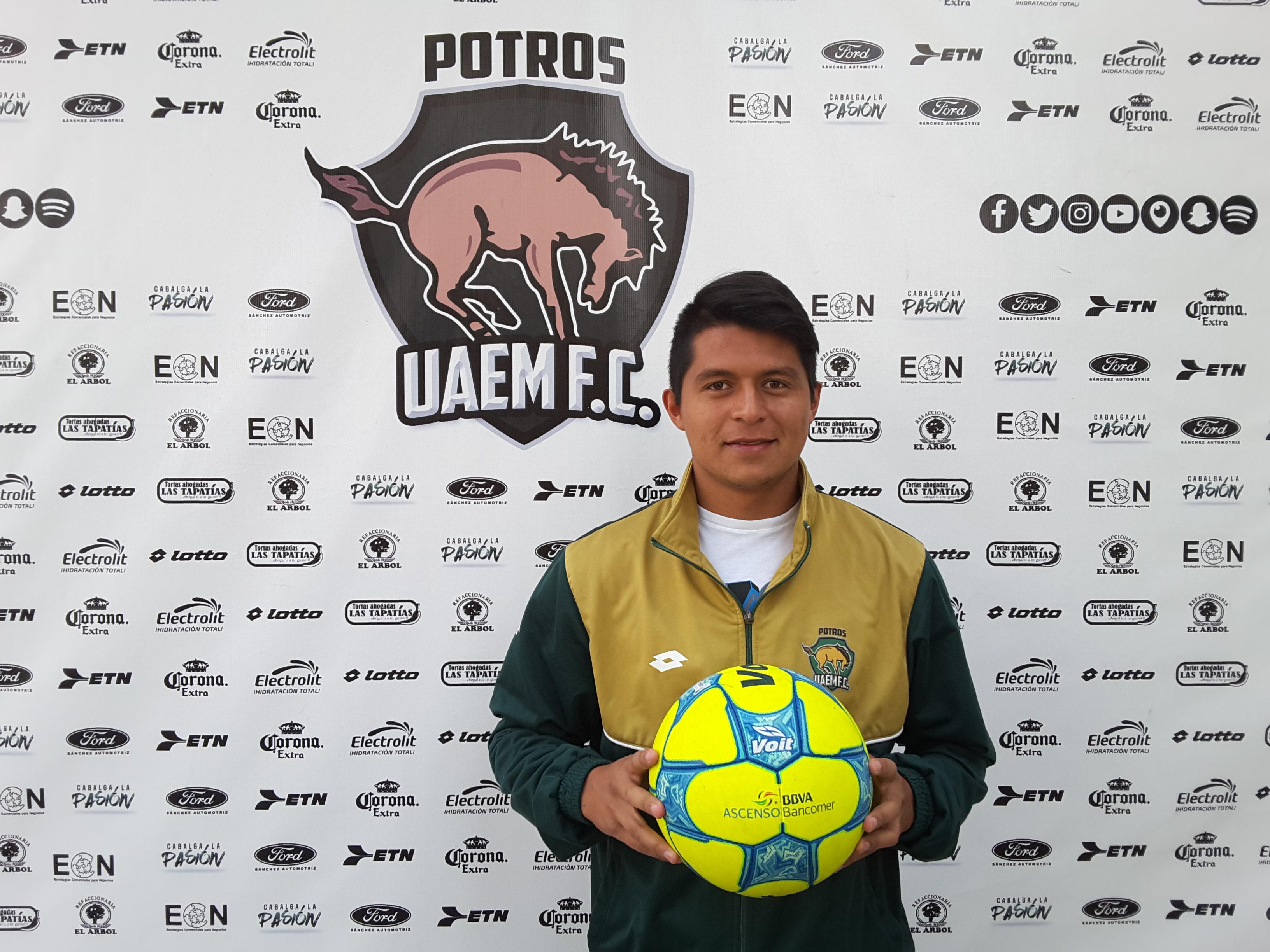 Que pese nuestra localía el próximo viernes ante Atlante: Dante Osorio