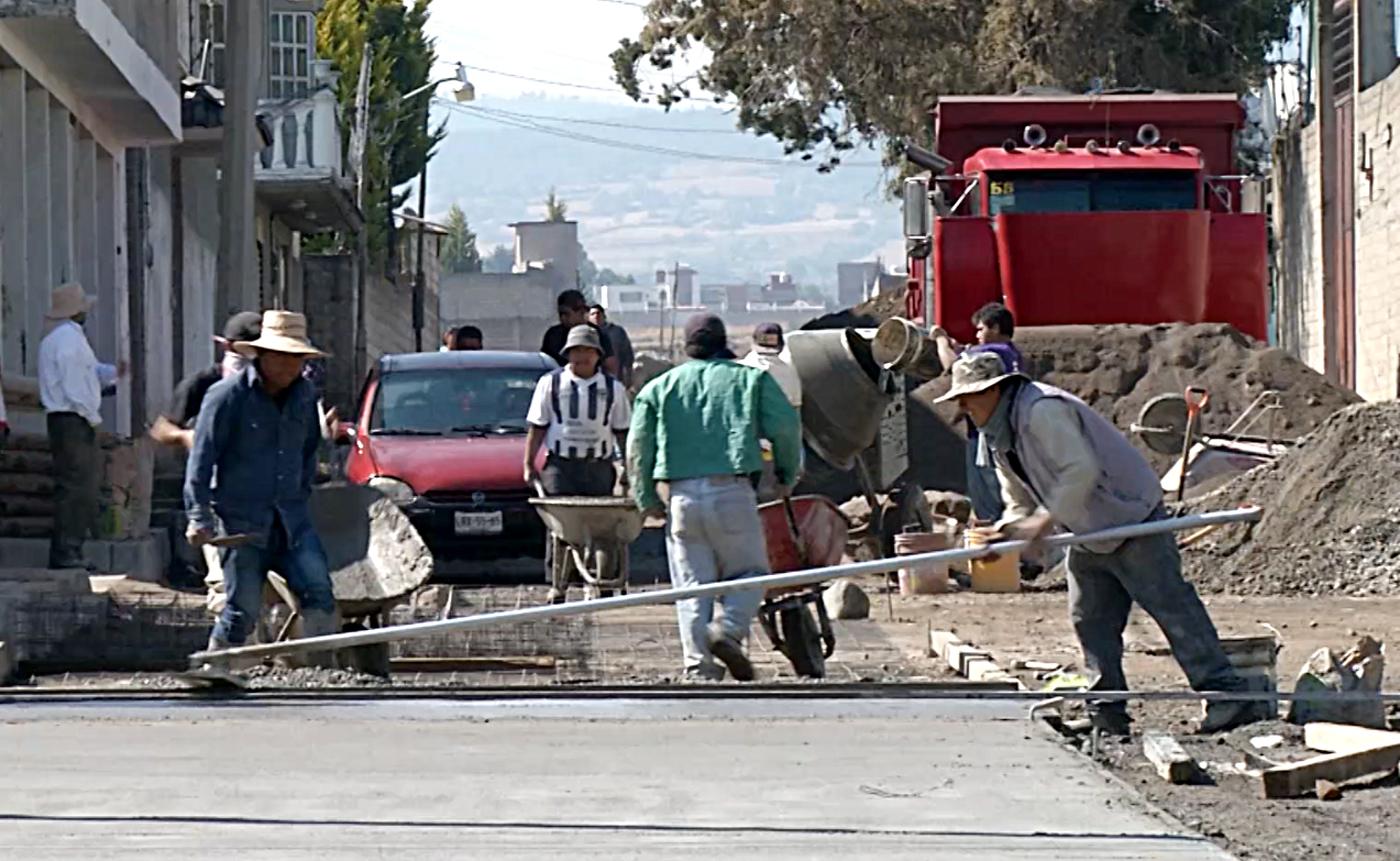 Reconocen vecinos de Capultitlán trabajo del gobierno municipal