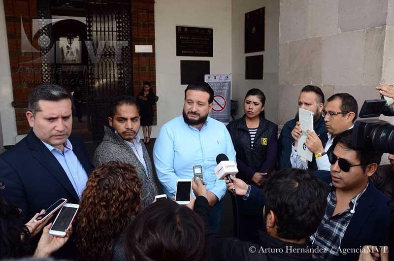 Acto de intolerancia la agresión a vendedor ambulante y universitarios: PRD