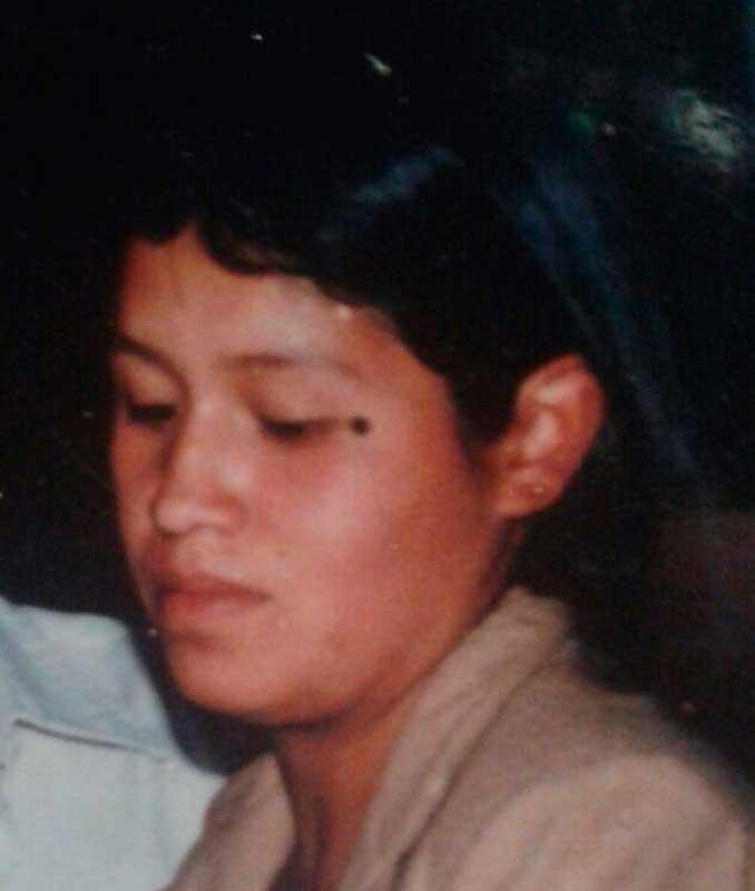Apareció la madre después de 23 años, pero su hija ya había fallecido