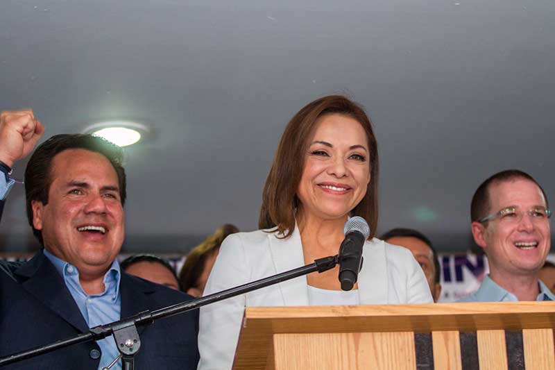 Como demócrata, Josefina acepta su derrota