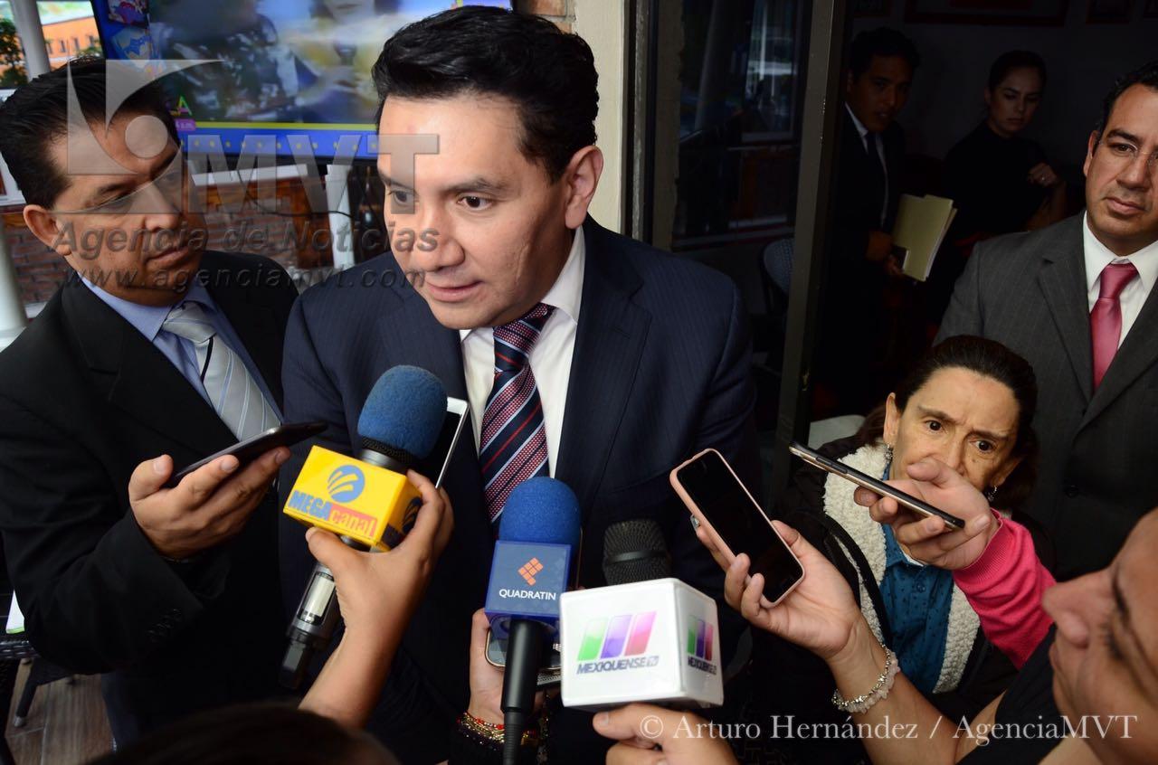 Estado de México espera más de mil millones de dólares de anuncios de inversión: Adrián Fuentes Villalobos