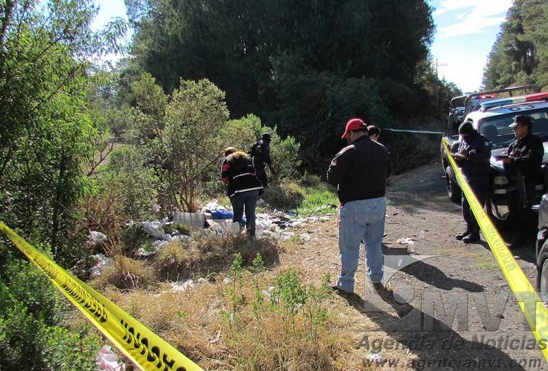 Encuentran cuerpo de hombre devorado por perros en Xalatlaco