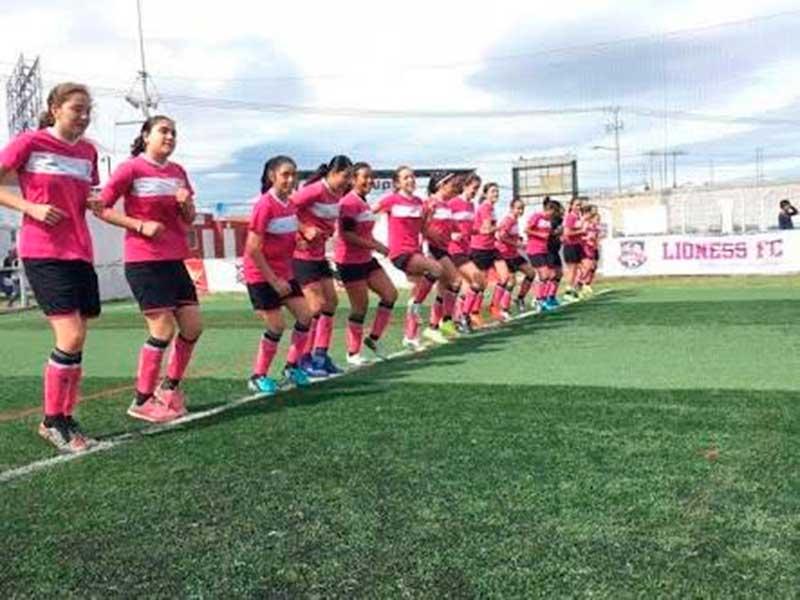 Abre sus puertas a nuevos talentos el equipo femenil de futbol soccer Lioness FC