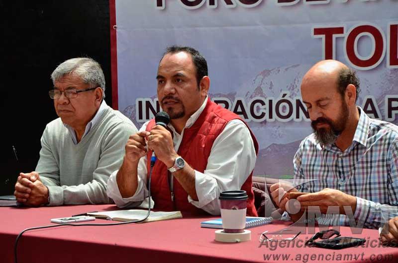 Capta MORENA en Toluca demandas y propuestas de cara al 2018