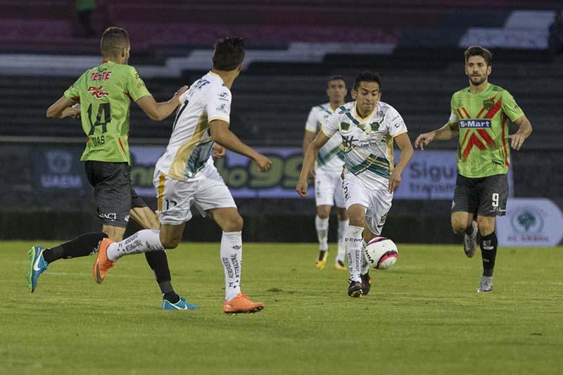 De último minuto Potros de la UAEM perdió 2-1 ante Bravos de Juárez
