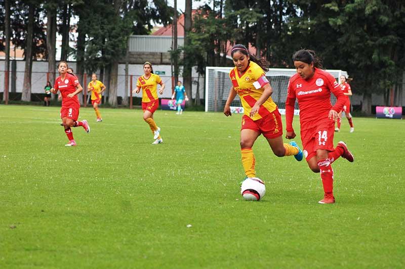 Pierde Toluca femenil 0-2 ante Monarcas Morelia