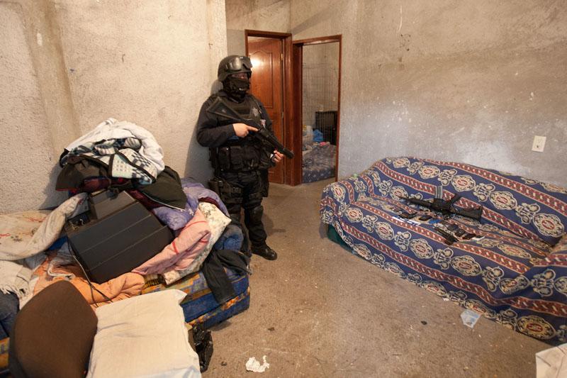 Condenan 40 años de prisión a cinco secuestradores detenidos en Toluca