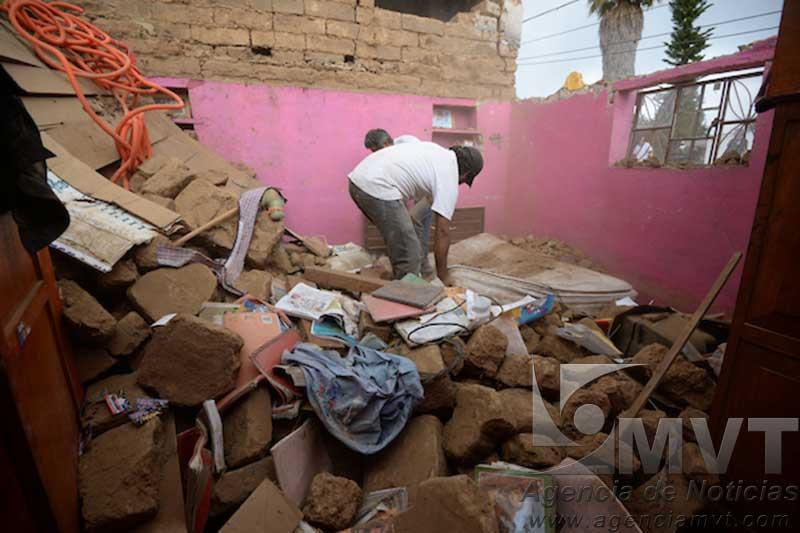 Atención postraumática integral recomienda especialista a víctimas de sismo