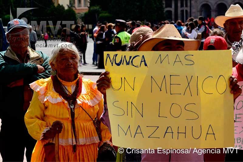 """Exigen crear municipio indígena """"San Felipe de la Rosa"""""""