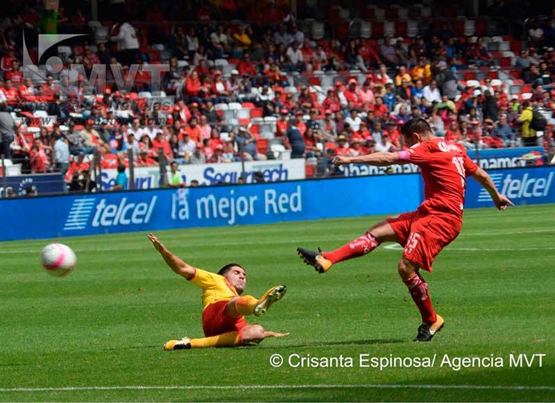Estrepitosa caída del Toluca en casa, 0-1 ante el Morelia
