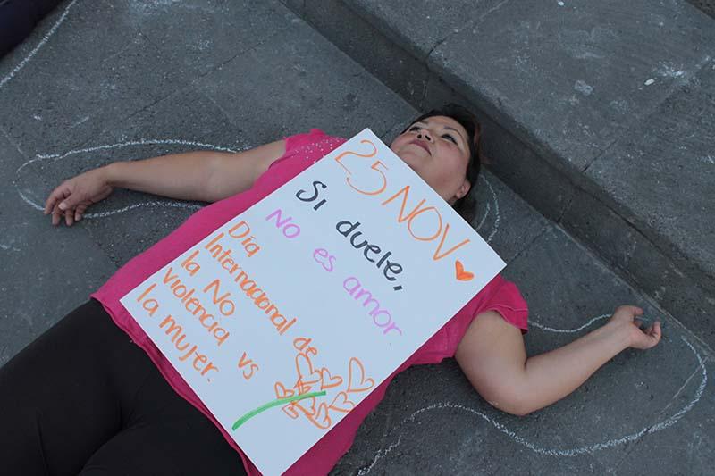 Ecatepec tierra de feminicidios: Mujeres en Cadena