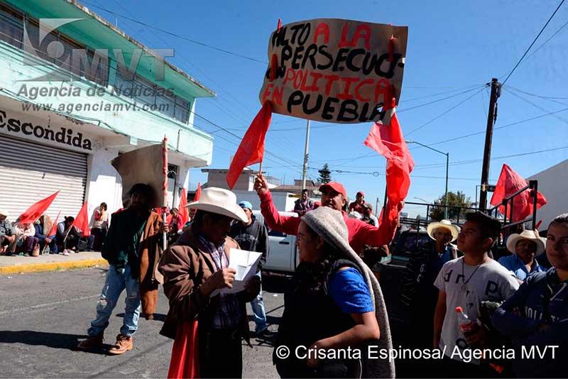Denuncia antorcha Campesina incumplimiento en programas sociales de SEDESOL