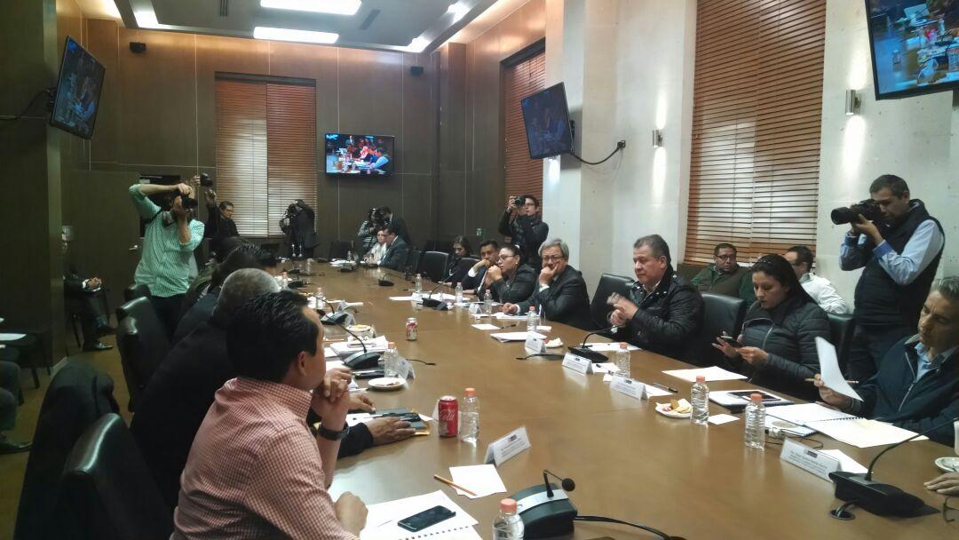 Aprueban en comisiones legislativas normatividad para reordenamiento urbano