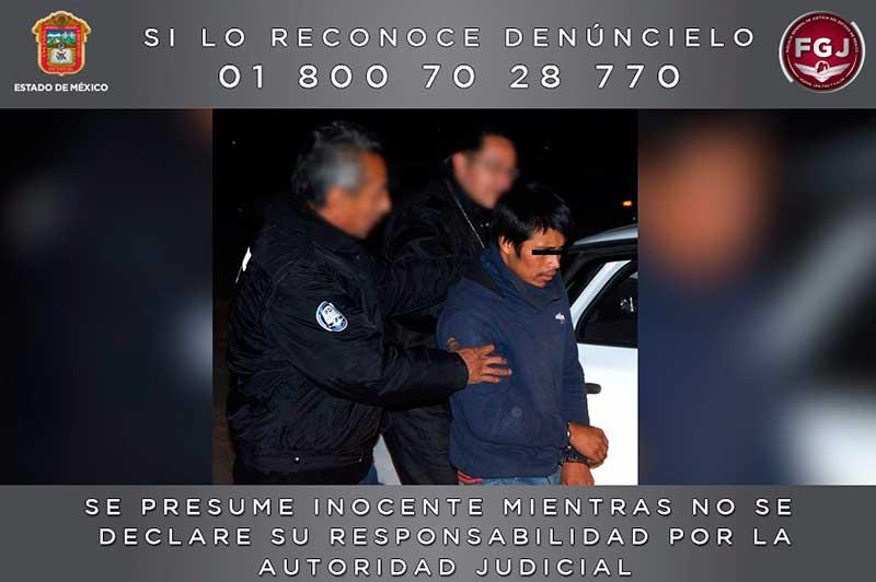 Atrapan a otro presuntamente implicado en muerte de directivo de Televisa