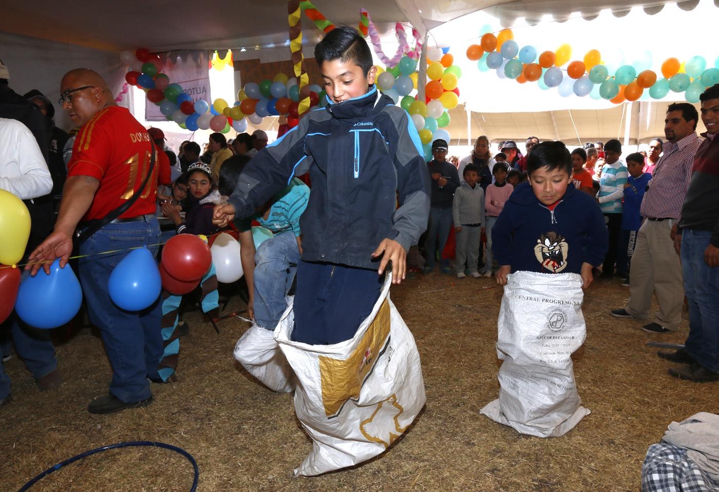 """Festejan miles de niñas y niños mexiquenses """"Día de Reyes"""""""