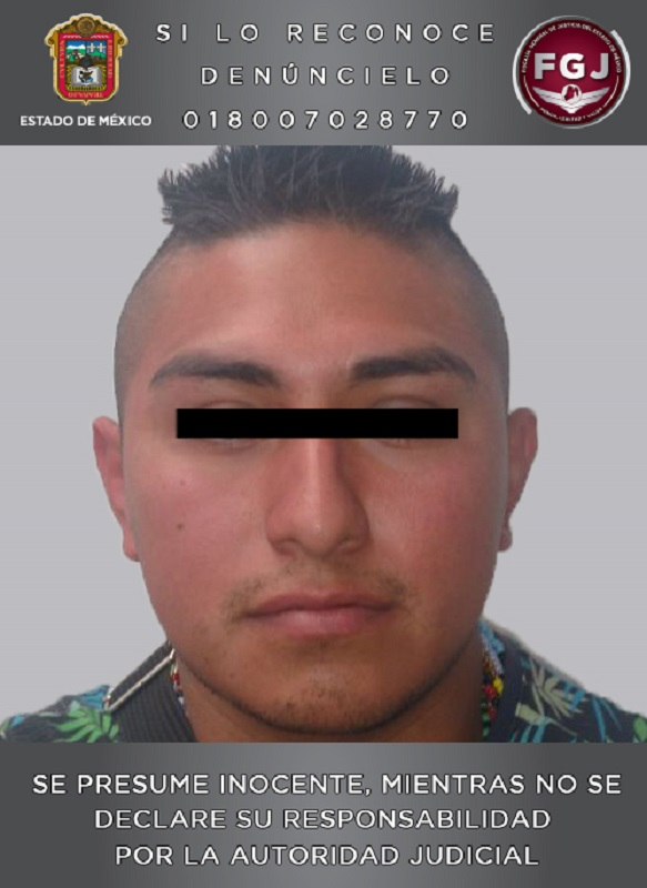Detienen en Chalco a un sujeto investigado por un homicidio