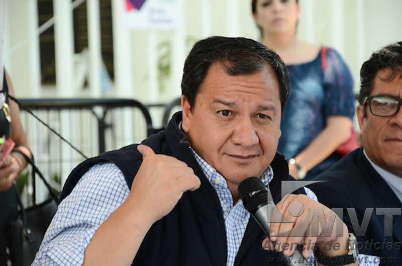 Propone PT a Oscar González como candidato a alcalde de Metepec
