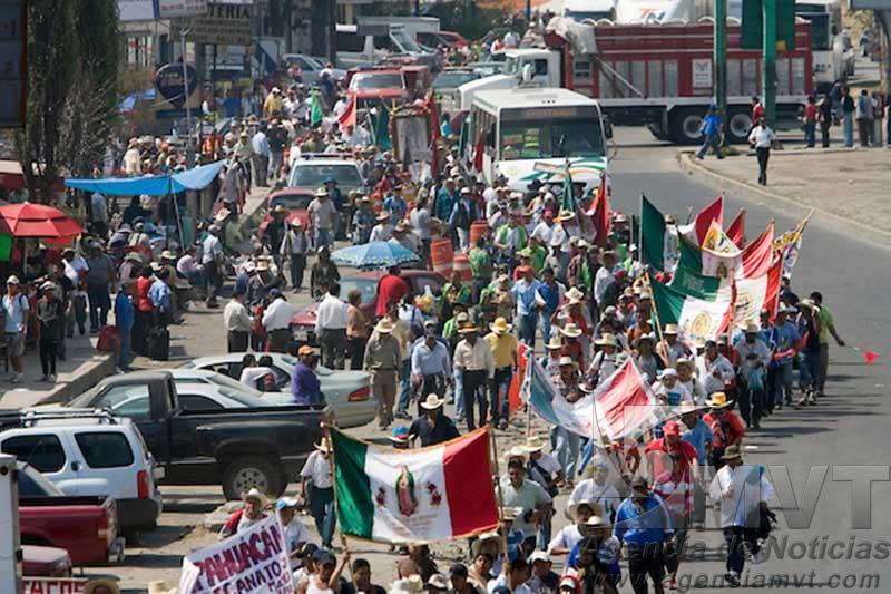 Despliegan a más de 2 mil policías para vigilar paso de peregrinos guadalupanos
