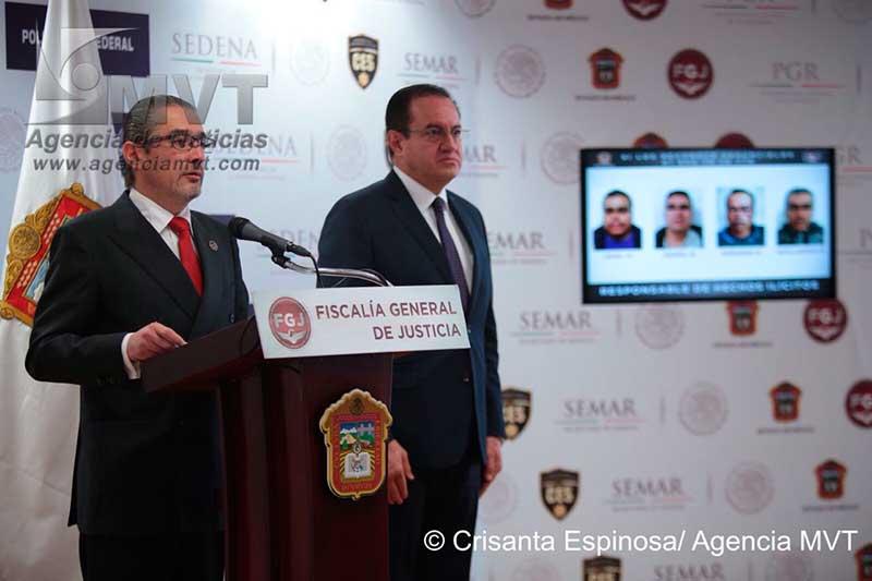 Captura Fiscalía a 10 presuntos secuestradores, cuatro operaban en Toluca y Metepec