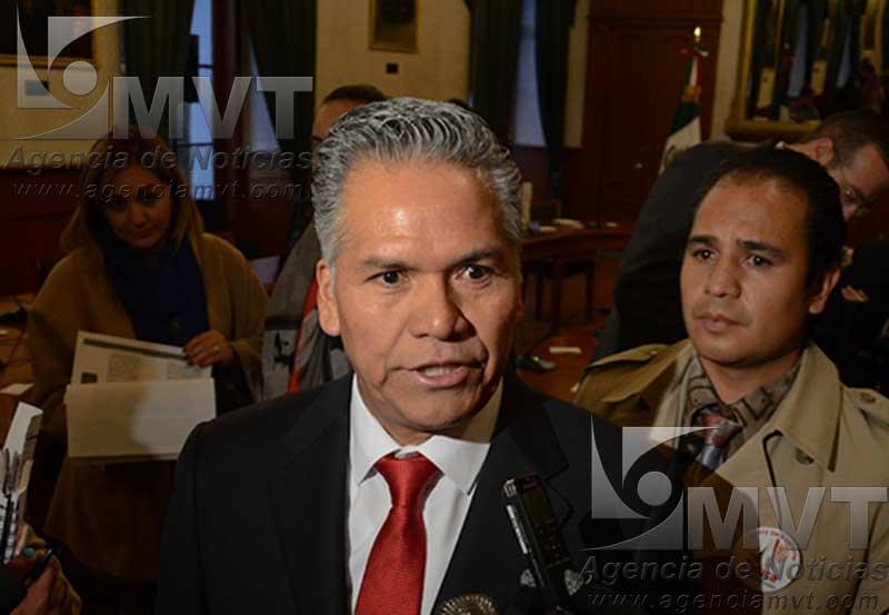 Respeto irrestricto a la ley, refrenda alcalde Fernando Zamora; no hará nada que la ley no le permita en intercampaña