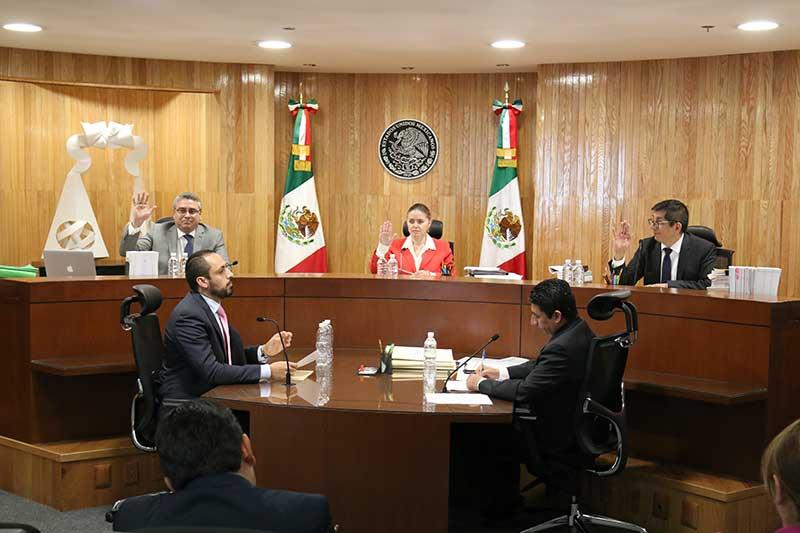Anula Tribunal Electoral la coalición Morena-PT-PES