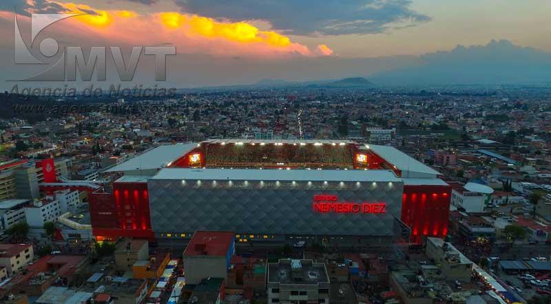 Autoridades diseñan operativo de seguridad para la Copa Toluca
