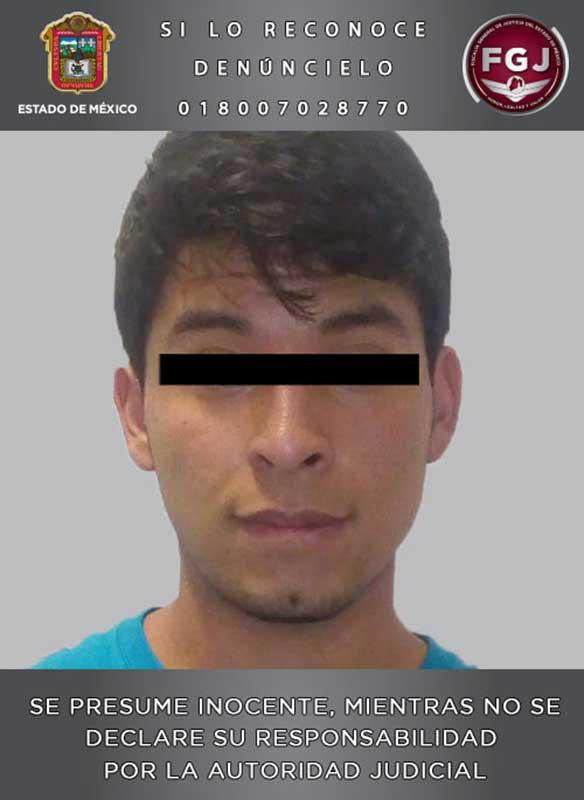 Atrapan presunto asesino de catedrático del Tecnológico de Toluca; era su alumno