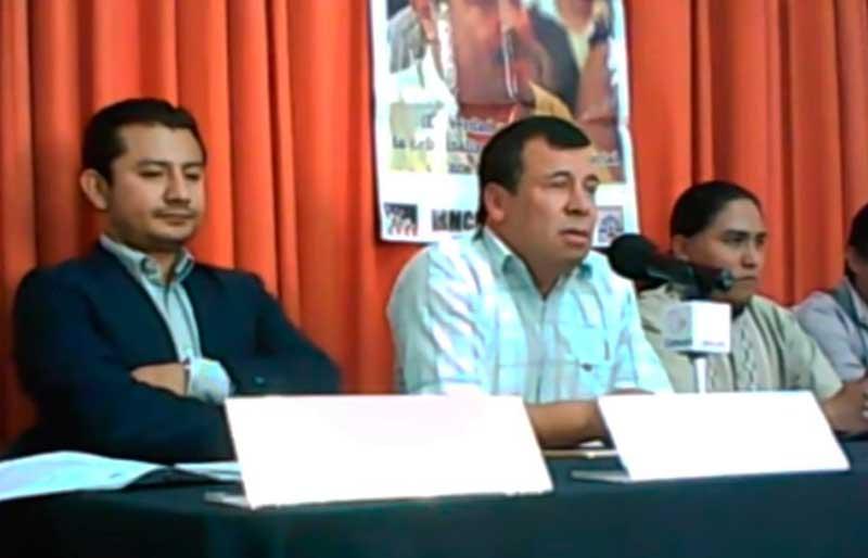 Anuncian paro los maestros mexiquenses contra reforma educativa y por «presos políticos»