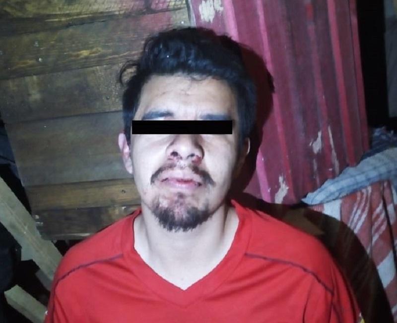 Detiene policía de Toluca a tres sujetos por diversos delitos