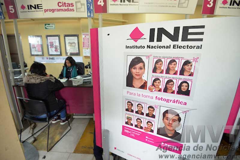 Tramitaron y no recogieron 22 mil 748 credenciales para votar: INE