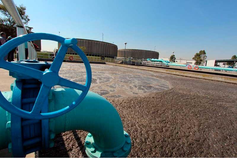 Se prepara Edomex para mayor demanda de saneamiento en plantas tratadoras