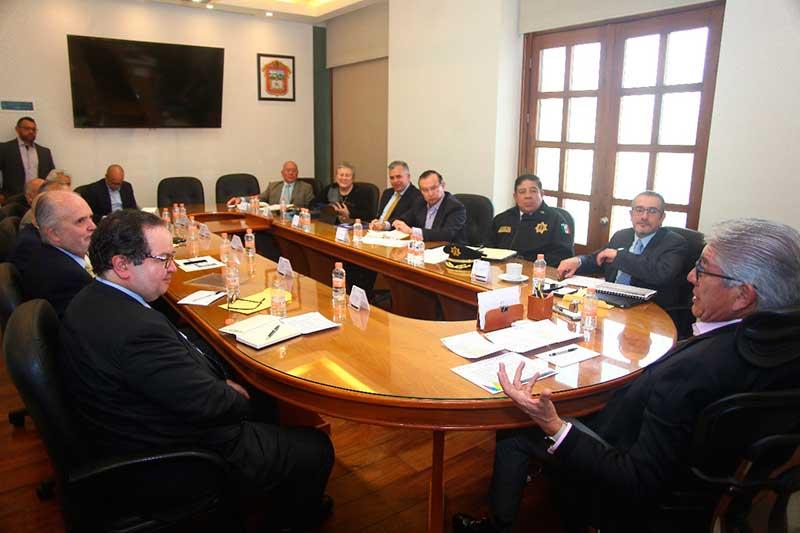 Atienden problemática de planteles de la UNAM radicados en Edomex
