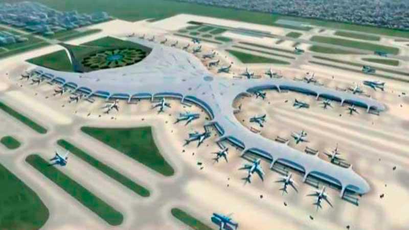 Revive oposición al Nuevo Aeropuerto de la Ciudad de México