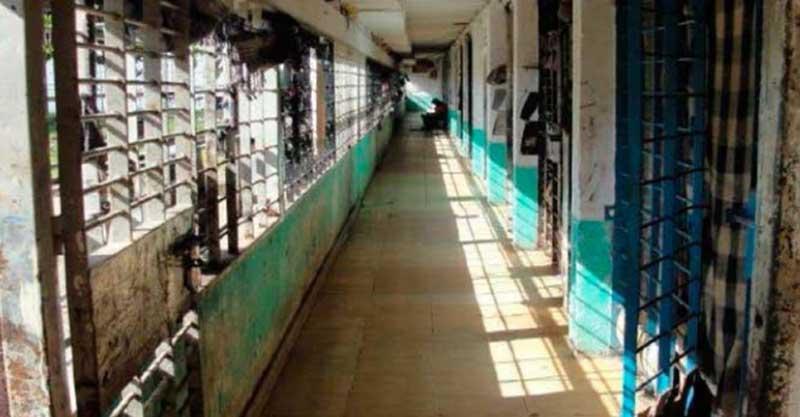 Encontraron ahorcado a un preso en el penal de Barrientos, Tlalnepantla